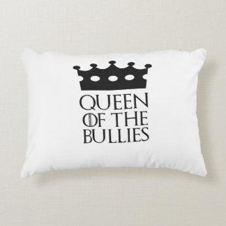 Queen of the Bullies, #Bullies Accent Pillow