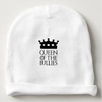 Queen of the Bullies, #Bullies Baby Beanie