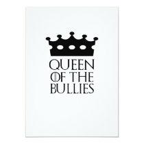 Queen of the Bullies, #Bullies Invitation