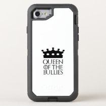 Queen of the Bullies, #Bullies OtterBox Defender iPhone 8/7 Case