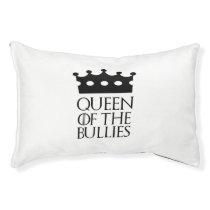 Queen of the Bullies, #Bullies Pet Bed