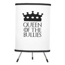 Queen of the Bullies, #Bullies Tripod Lamp