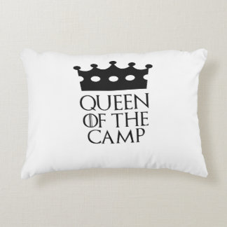 Queen of the Camp, #Camp Accent Pillow
