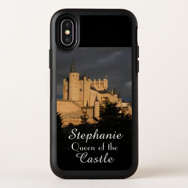 Queen of the Castle Otterbox iPhone XS Max XR
