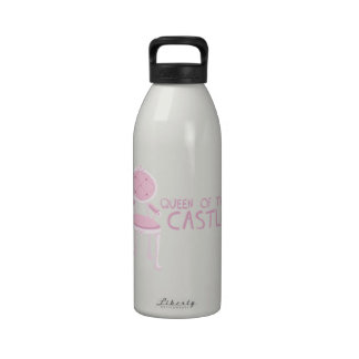 QUEEN OF THE CASTLE DRINKING BOTTLE