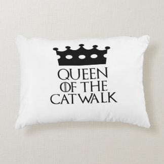 Queen of the Catwalk, #Catwalk Accent Pillow