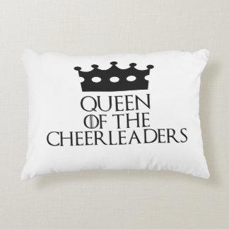 Queen of the Cheerleaders, #Cheerleaders Accent Pillow