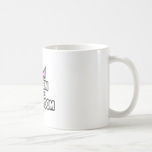 Queen of the Classroom Coffee Mugs