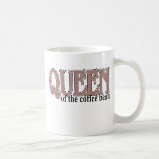 Queen of the Coffee Bean Coffee Mug