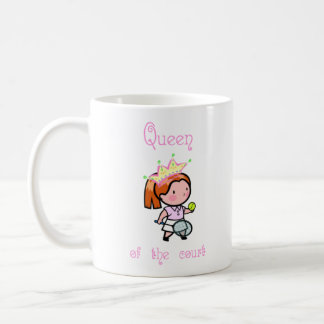 Queen of the Court Mug