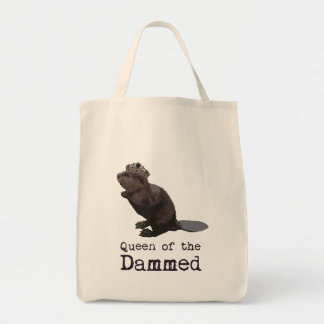 Queen of the Dammed Canvas Bag
