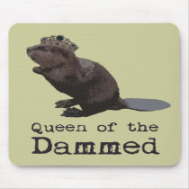 Queen of the Dammed Mousepad