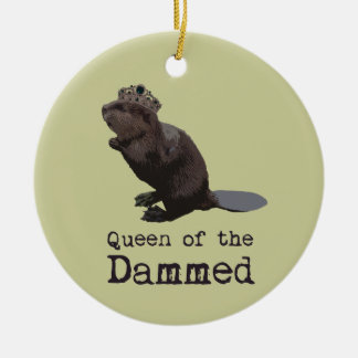 Queen of the Dammed Ornament