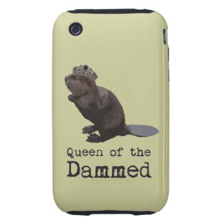 Queen of the Dammed Phone Case iPhone 3 Tough Case