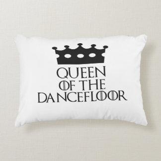Queen of the Dancefloor, #Dancefloor Accent Pillow