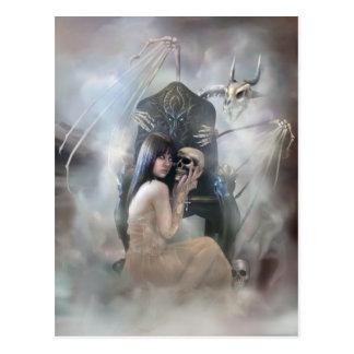 Queen of the Dead II Postcard