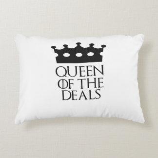 Queen of the Deals, #Deals Accent Pillow