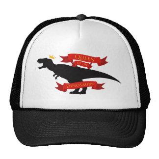Queen of the Dinosaurs Trucker Hat
