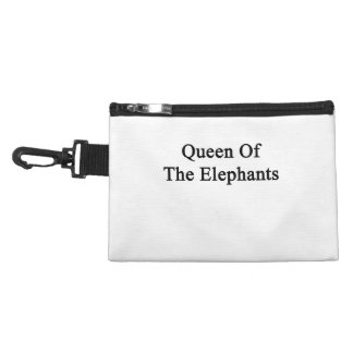 Queen Of The Elephants Accessory Bag