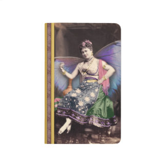Queen of the Fairies Vintage Photo Journal