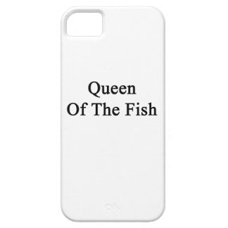 Queen Of The Fish iPhone SE/5/5s Case