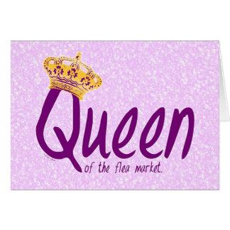 Queen of the Flea Market Card