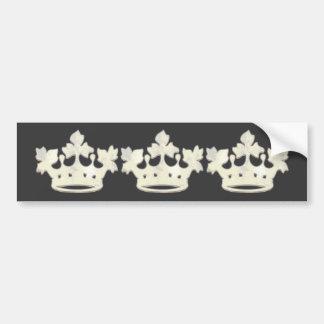 Queen of the Forest Car Bumper Sticker