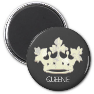 Queen of the Forest 2 Inch Round Magnet