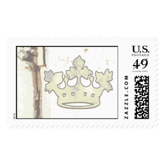 Queen of the Forest Postage