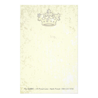 Queen of the Forest Stationery