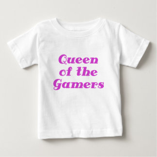 Queen of the Gamers Baby T-Shirt
