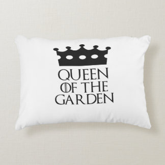 Queen of the Garden, #Garden Accent Pillow