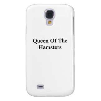 Queen Of The Hamsters Galaxy S4 Cover
