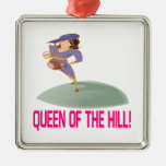 Queen Of The Hill Christmas Ornaments