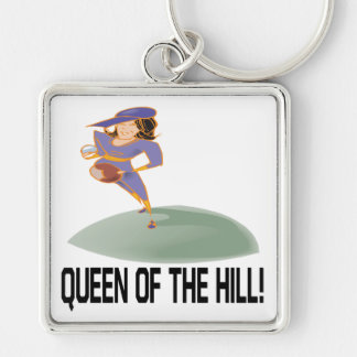 Queen Of The Hill Key Chains