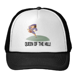 Queen Of The Hill Mesh Hat