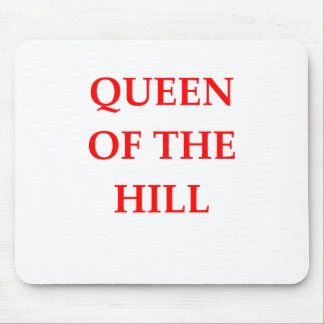 queen of the hill mouse pad