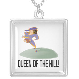 Queen Of The Hill Necklaces