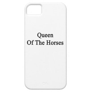 Queen Of The Horses iPhone SE/5/5s Case