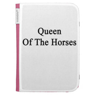 Queen Of The Horses Kindle 3G Cover
