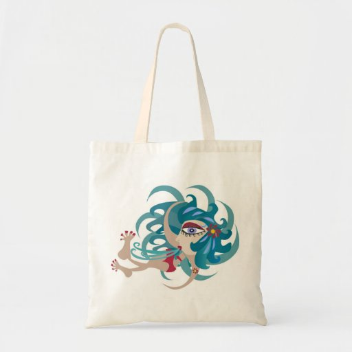 Queen of the Hurricane's Budget Tote Bag