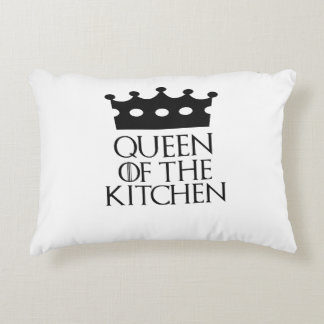 Queen of the Kitchen, #Kitchen Accent Pillow