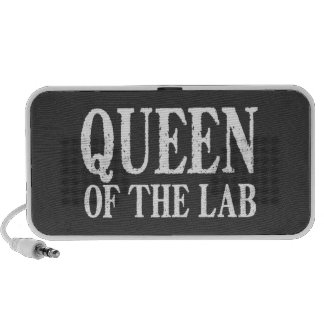 Queen of the Lab Mp3 Speakers
