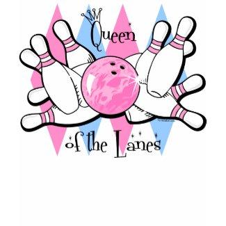 Queen of the Lanes Shirt shirt