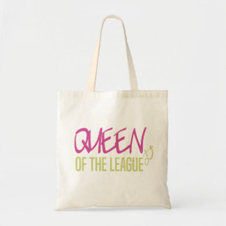 Queen of the League Tote Bag
