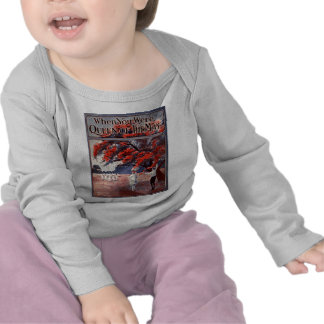 Queen of the May Infant Longsleeve Tshirts