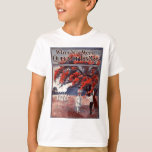 Queen of the May Kids T-shirt