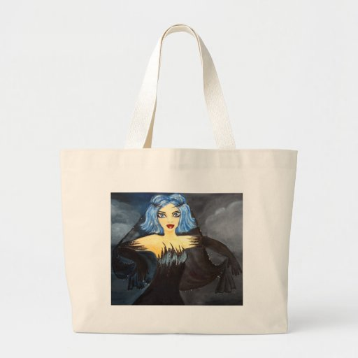 Queen of the Night Bag