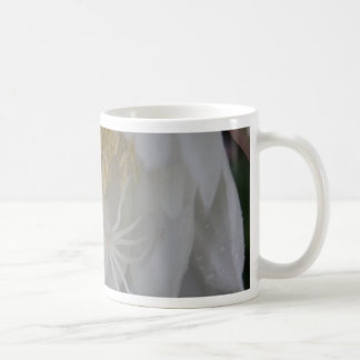 Queen of the night classic white coffee mug
