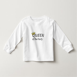 Queen Of The Party Toddler T-shirt